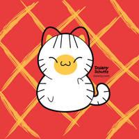 Lucky Neko by Daieny