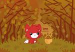 Foxuxo Hazelnut by Daieny