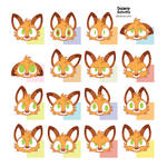 Fox Emotions