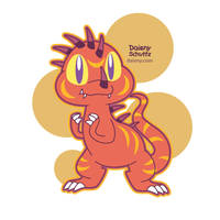 Spicy Lizard