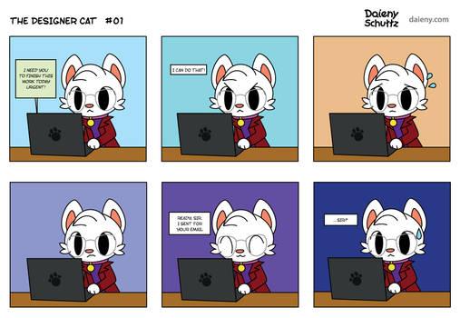 The Designer Cat #01