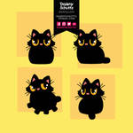 Dark Cat (Commission like this USD30)