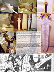 Cruddy guide for cosplay sword
