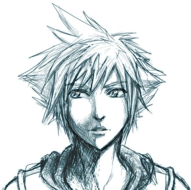 Sora again by rubyd