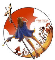 Anime Detour 2009 again by rubyd