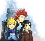 KH: Let it Snow
