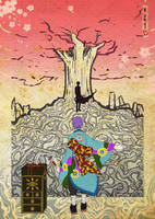 Tokyo Mononoke by rubyd