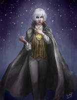 The Phantom of Midorijima by rubyd