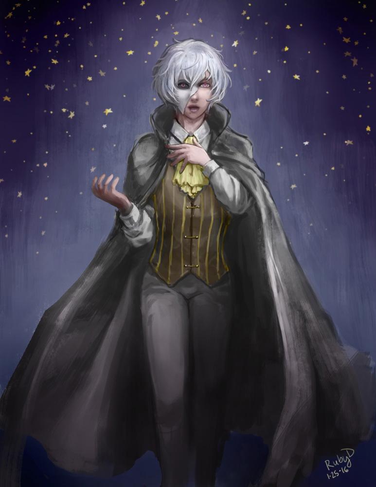 The Phantom of Midorijima