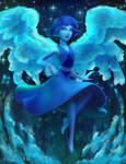 Lapis Lazuli Rising