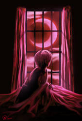 Red Tonight - wake by rubyd