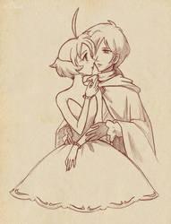 Princess Tutu - together