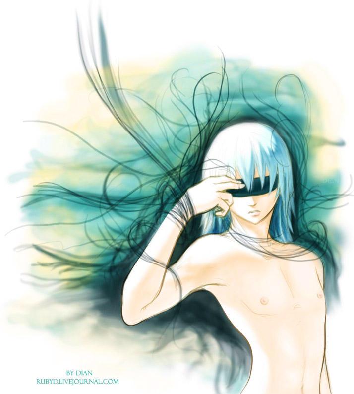 Riku: self-inflicted by rubyd