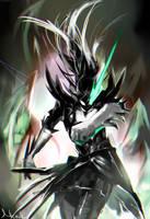 The true hero by Uiya-namie