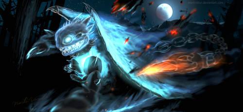 NickelFerrum[deeper than hell] - Lara's BlueDemon