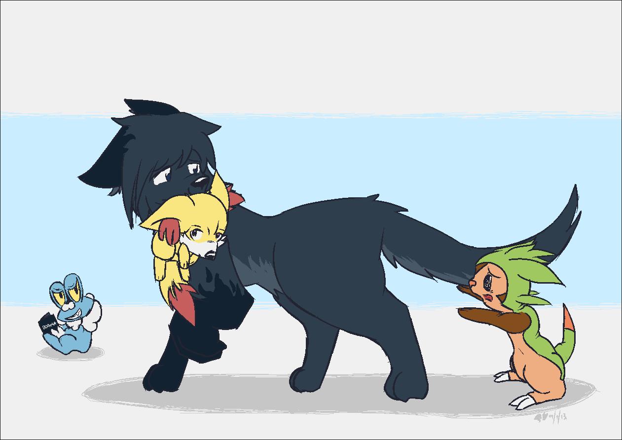 Pick Meeee! by Jirbytaylor