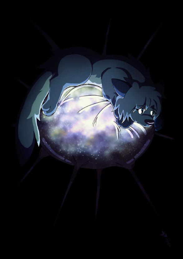 Observable Universe by Jirbytaylor
