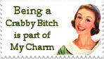 Crabby stamp by M-I-R-I-E-L