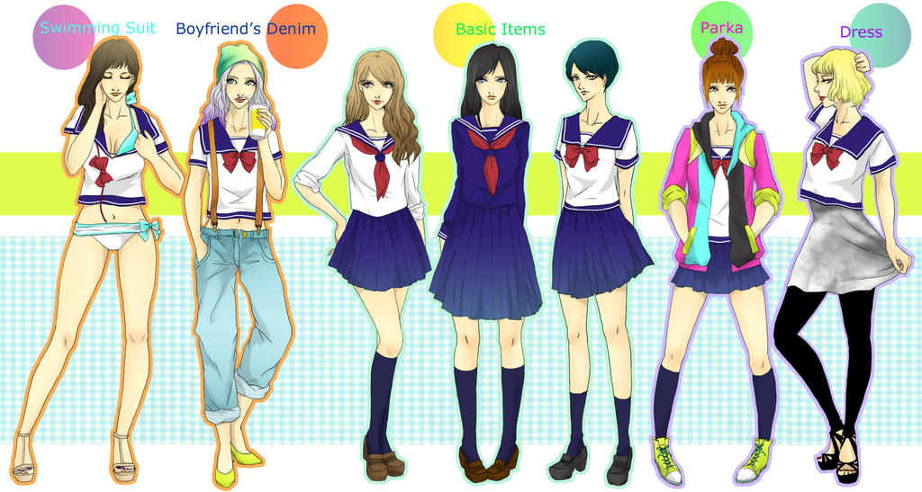 School Uniform by A2ur