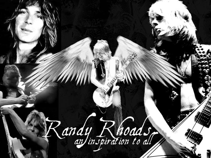 randy rhoads wallpaper