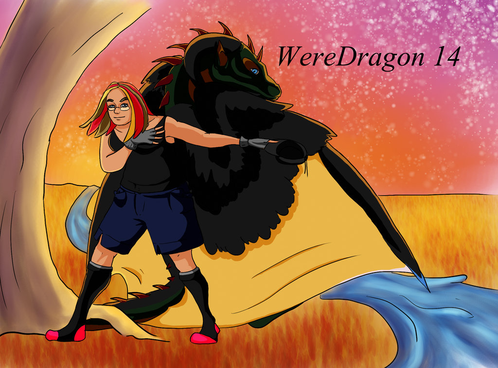 Weredragon14's Profile Picture