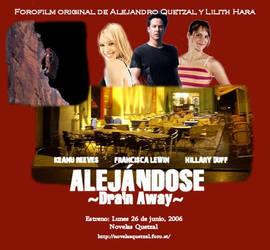 'Alejandose -Drain Away-'