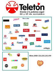 Afiche Teleton 2008