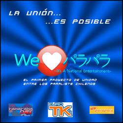 'We Love ParaPara' Cover