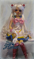 Sailor moon BJD (ersa flora) by ersaflora
