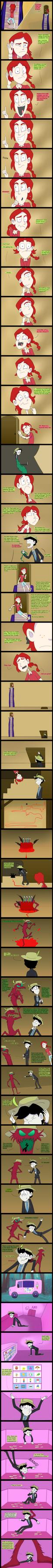Part 2 Stroodle's Defeat
