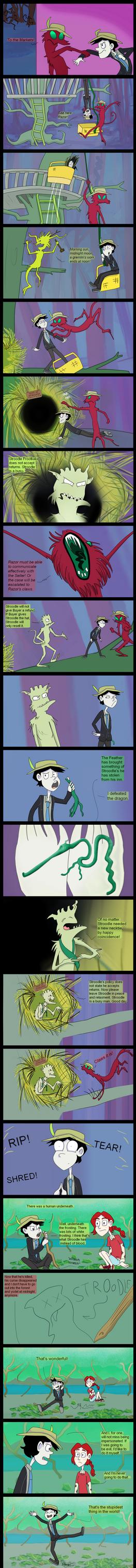 Part 3 Stroodle's Defeat