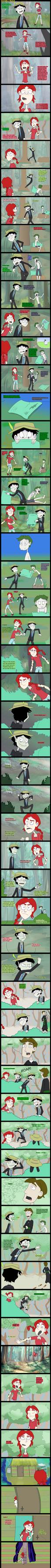Part 1 Stroodle's Defeat