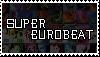 Super Eurobeat Stamp by ChristianSixSixSix