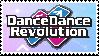 Dance Dance Revolution 2013 Stamp