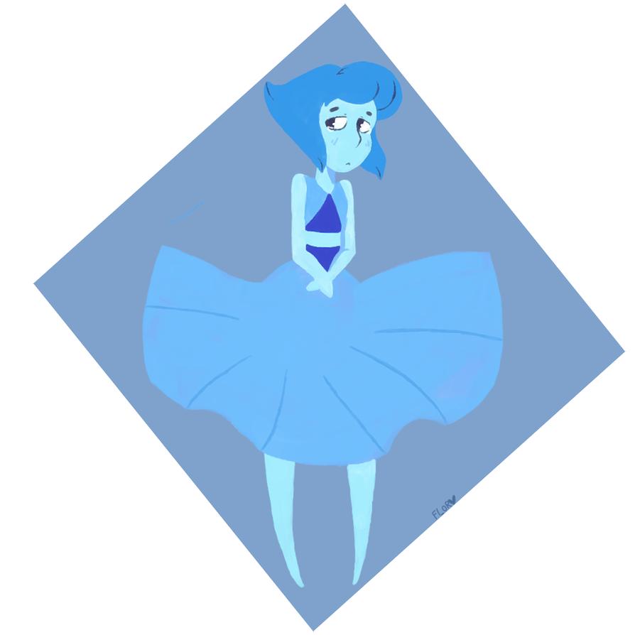 The Little Lazuli by theshiro123