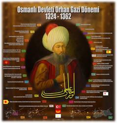 002 Orhan Gazi portre
