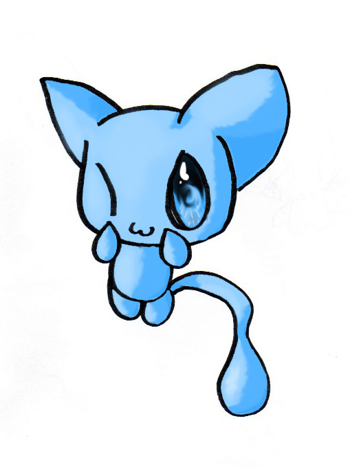Shiny Mew by Chaomaster1 on DeviantArt