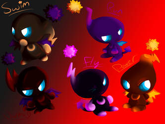 Dark Neutral Chao by Chaomaster1
