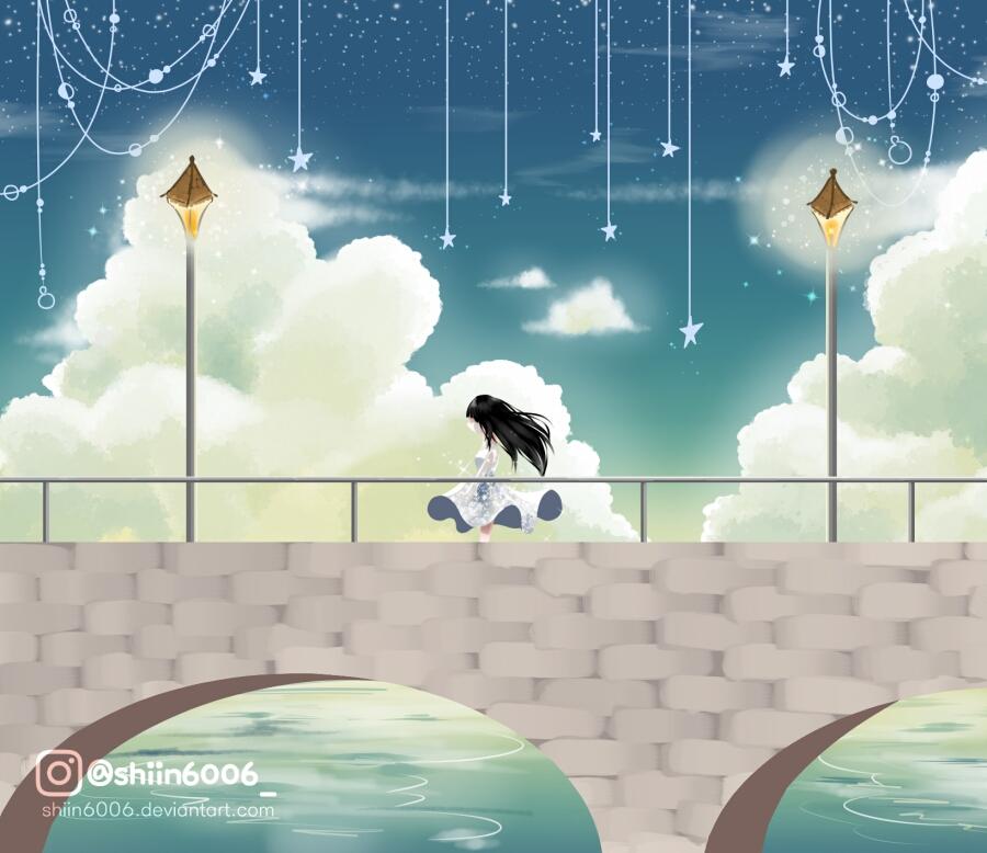 The Bridge by shiin6006