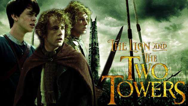 The Lion and the Two Towers - Edmund by Lily-so-sweet