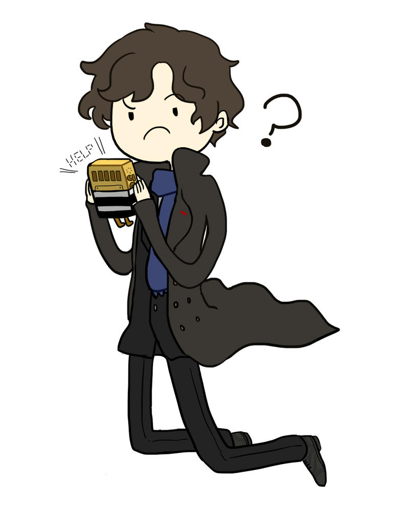 Adventure Time Drawing Style SHERLOCK: Adventure Ti...