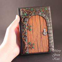 Secret door journal