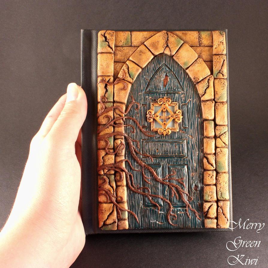 Mystic door journal by MerryGreenKiwi