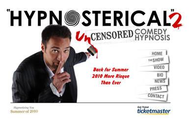 Hypnosterical Web Design