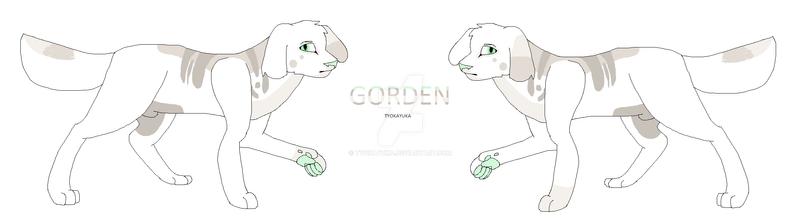 Gorden Ref by TyokaYuka