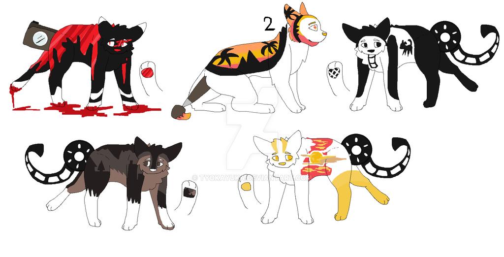 Flixes Adopts 1 by TyokaYuka