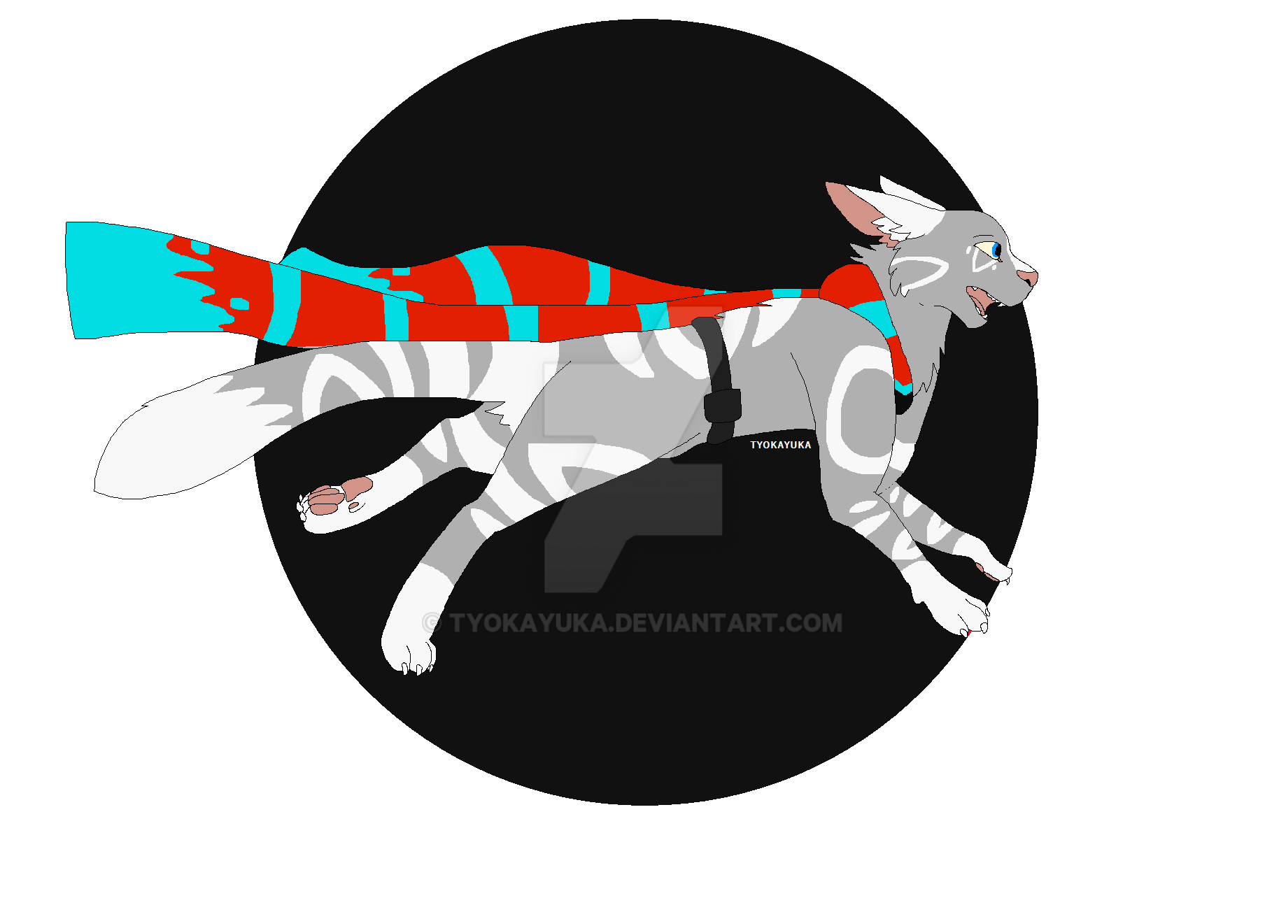 Run Whitestripe! by TyokaYuka