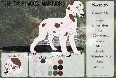 Livertalon   The Driftwood Warriors   WIP by TyokaYuka