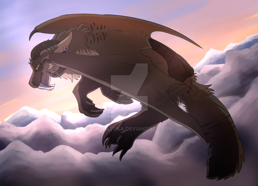 Running with the Wolves by TyokaYuka