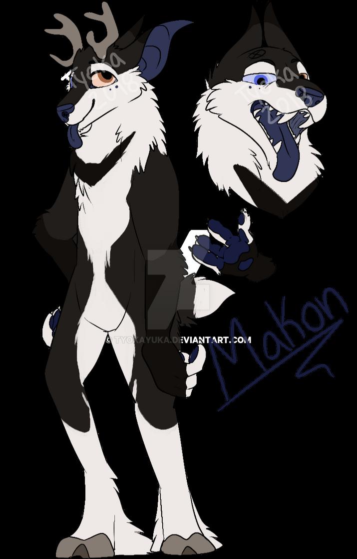 Makon Ref   Dragalia by TyokaYuka